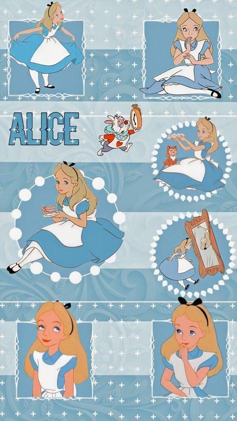 WALLPAPER png Alice