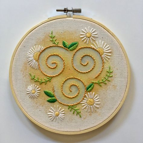 Hand Embroidery Projects, Cross Stitch Embroidery, Embroidery Patterns, Cross Stitch Patterns, Crewel Embroidery, Avatar The Last Airbender Art, Cross Stitching, Arts And Crafts, Crafty