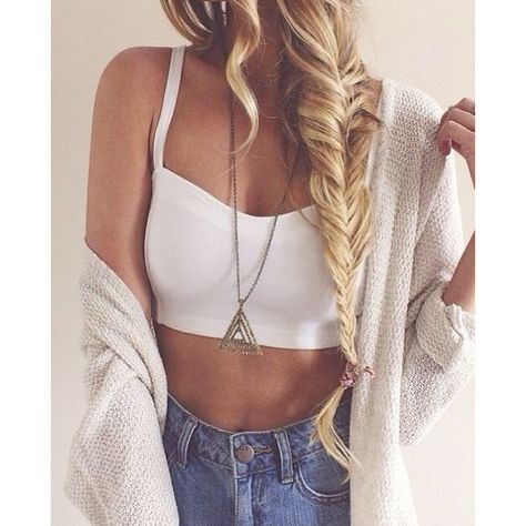 Perfect spring look | Teen Tumblr girl Fashion | Pinterest found on Polyvore