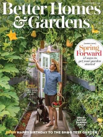 Better Homes Gardens March 2018 Magazine Cover Better Homes