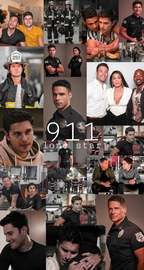 911 lone star 😍