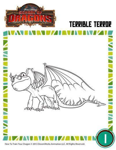 Free How To Train Your Dragon Printables Downloads And Crafts Ausmalbilder Ohnezahn Drachen