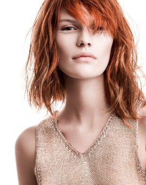 Neue Frisurentrends Trendfrisuren Frisur Kinnlang