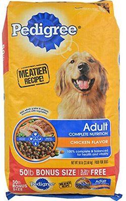 The Worst Dry Dog Foods 7 Brands To Avoid Lhoss Pedigree