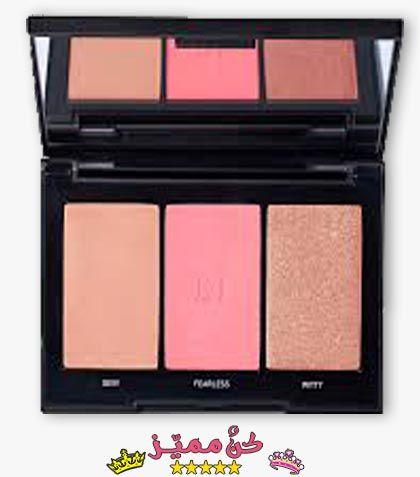 باليت مورفي بلاشر N9 لمكياج ناعم و خفيف و جذاب Blusher Palette Morphe N9 For Soft Light And Attractive Makeup 2 بل Beauty Blush Morphe