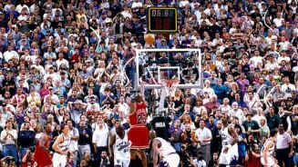 Espn Will Air A Film About Game 6 Of 1998 Nba Finals With Michael Jordan Hitting The Game Winning
