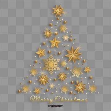 Christmas Wreath With Golden Stars And Decorations Wreath Clipart Merry Christmas Background Png And Vector With Transparent Background For Free Download Christmas Tree Images Christmas Tree Graphic Christmas Tree Star