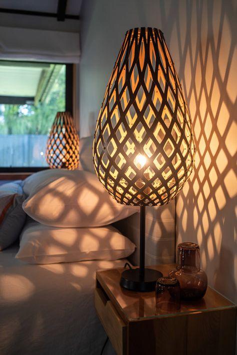Nachttischlampe Koura In 2020 Nachttischlampe Lampen Und