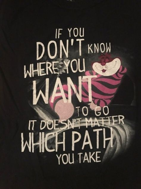 Alice in wonderland Cheshire cat t Shirt Alice In Wonderland Aesthetic, Alice And Wonderland Tattoos, Cheshire Cat Alice In Wonderland, Adventures In Wonderland, Cheshire Cat Disney, Alice In Wonderland Artwork, Alice Quotes, Disney Quotes, Movie Quotes