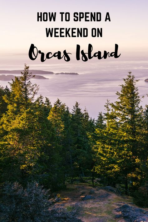 Orcas Island is known as the Emerald Isle and is one of the more popular San Juan Islands in Washington State. Here's where to stay and what to do when you visit Orcas Island. Orca Island Washington, Washington State, Florida Travel, Travel Usa, Emerald Isle, Emerald City, Orcas Island, Us Travel Destinations, San Juan Islands