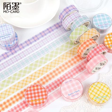 Stationery Store, Kawaii Stationery, Japanese Stationery, Washi Tape Diy, Masking Tape, Washi Tapes, Duct Tape, Scrapbook Journal, Diy Scrapbook