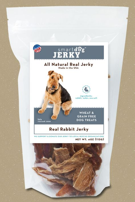 Free Range Rabbit Jerky For Dogs Very Nutritious And Great For Dogs With Allergies Rabbitjerky Naturald Natural Pet Food Natural Dog Treats Natural Chicken