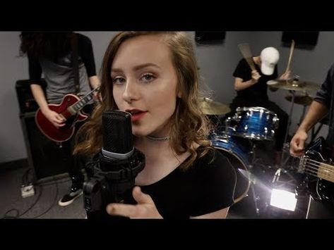 112 No Tears Left To Cry Ariana Grande Rock Cover By First