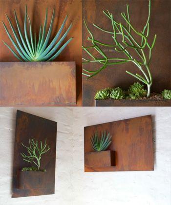 Succulent Planter Wall Art
