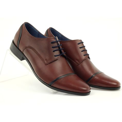Pantofle Meskie Veni Vici 149 Brazowe Granatowe Dress Shoes Men Mens Slippers Shoes Mens