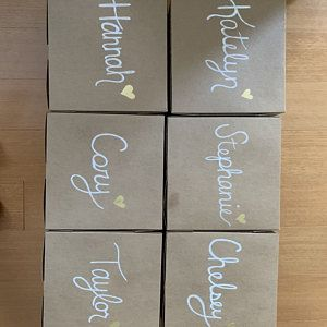 10 X 10 X 5 Inch Kraft Brown Bakery Box Choose Your Quantity Etsy In 2020 Gift Box Birthday Bridesmaid Gift Boxes Soap Favors