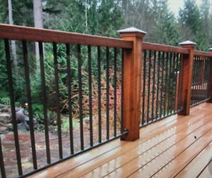 Wrought Iron Railings With Images Railings Outdoor Deck