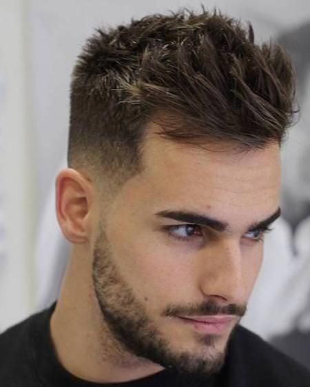 Soccer PinWire: short sides and textured top hairstyles for men ...