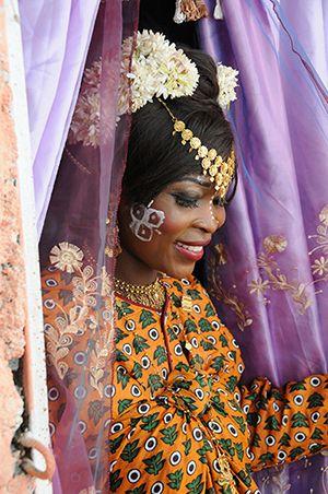 Vivre Mayotte Magazine , Mariage traditionnel