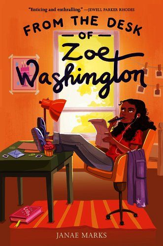 From The Desk Of Zoe Washington By Janae Marks In 2020 Middle Grade Books Middle Grades Good Books