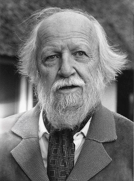 """William Golding (1911-1993) Author of """"Lord of the Flies"""", winner of the Nobel Prize for Literature"""