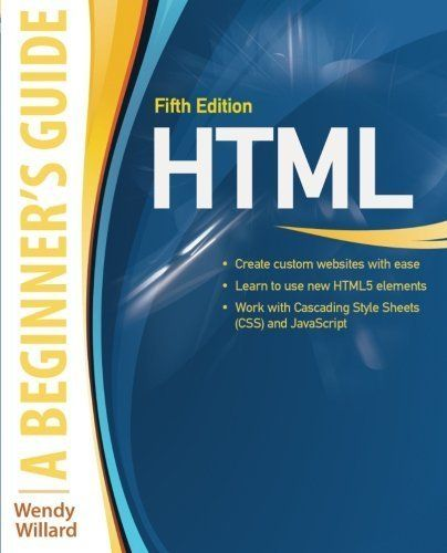 Html A Beginner S Guide 5th Edition Pdf Https Www Programmer Books Com Html A Beginners Guide 5t Web Design Quotes Beginners Guide Web Design Services