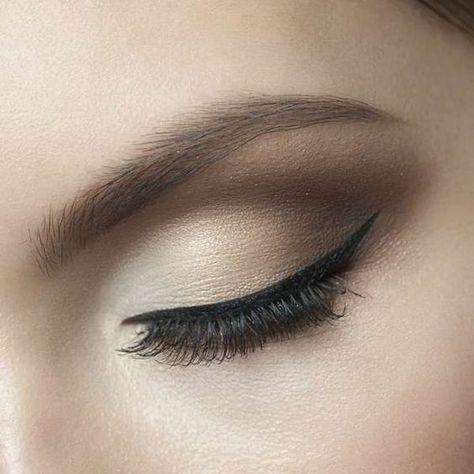 Delineado De Ojos Maquillaje De Ojos Delinear Ojos Maquillaje
