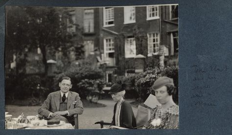 Pin By Jimmy On The Bloomsbury Group Ts Eliot Poems