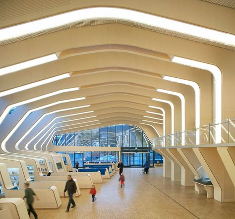 Vennesla Library Cultural Center In Norway