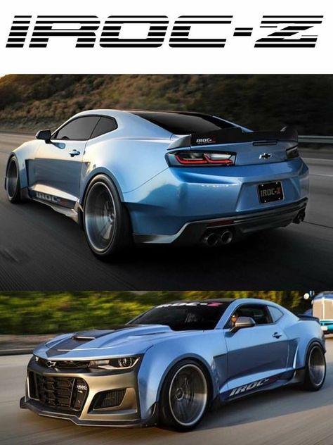2019 2020 All New Iroc Z Camaro Must Drive Sports Car Camaro