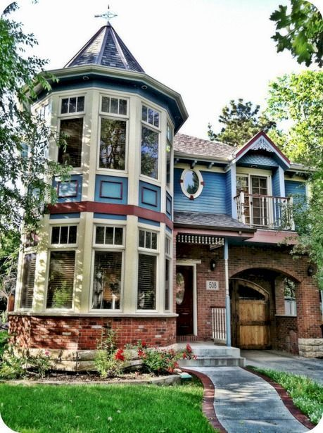 Fascinating Old Houses Design Ideas For You 19 Victorian Homes Old House Design Victorian Style Homes