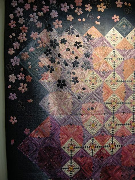 Queenie's Needlework: International Quilt Week Yokohama 2012