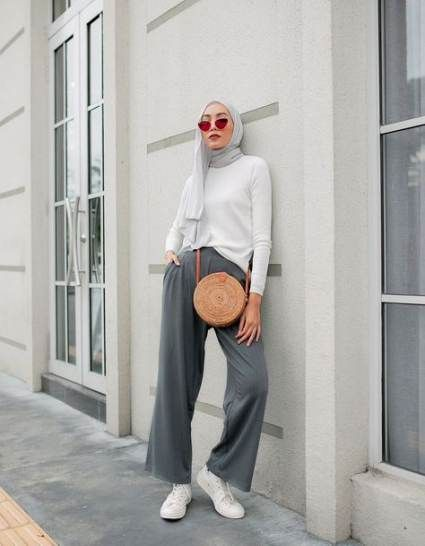 Trendy How To Wear Summer Outfits Casual Simple Ideas Summer Outfits Casual Simple Hijab Casual Modern Hijab Fashion