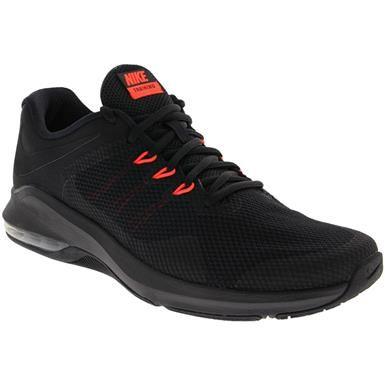 Nike Air Max Alpha Trainer Training Shoes Mens Black Black
