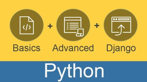 Python 3 in 1: Basics, Advanced and Django | Computers