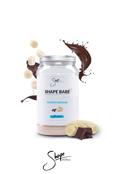 Shape babe porridge