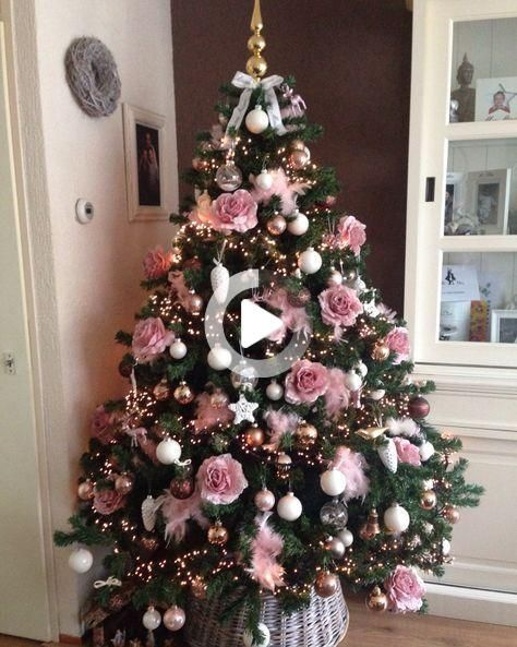 Christmas Tree Recolection 2021 Herb And Chickpea Stew With Rice In 2021 Pink Christmas Tree Decorations Pink Christmas Decorations Pink Christmas