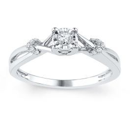 Detailed Summary More Information Sku Mwj 102347 Price 179 00 Metal Type 10kt White Carat Weight 0 White Gold Promise Ring Rings For Her Promise Rings For Her