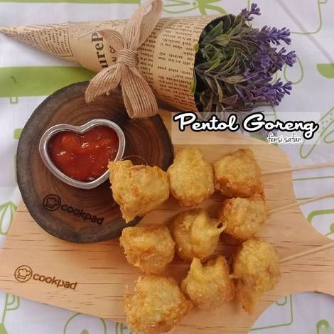 Resep Pentol Ayam Goreng Oleh Fensi Safan Resep Ayam Goreng Masakan Indonesia Resep