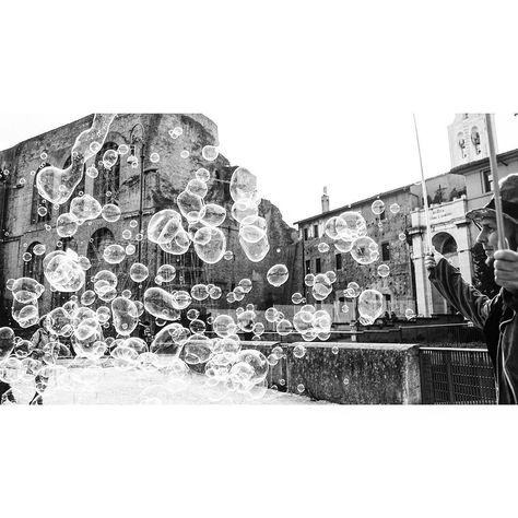 bubbles Roma #roma #italia #bubbles...