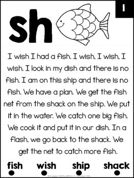 Phonics Worksheets Help To Learn To Read