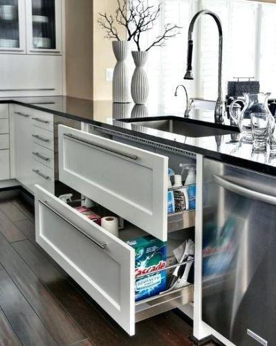 Under Sink Dishwasher Drawer Drawer Kitchen Design Home