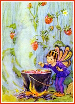 Image result for margaret tarrant + strawberry jam thief