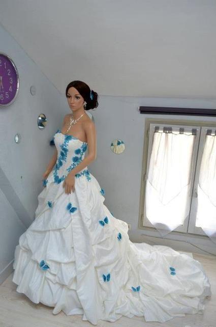 Robes de mariée pas comme les autres