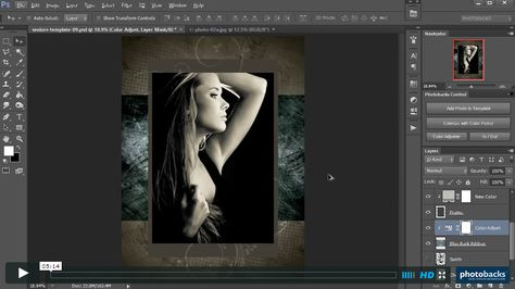 WATCH Photobacks in action! See this FREE Video Quick Tip in Photoshop at: www.photobacks.com/quicktip