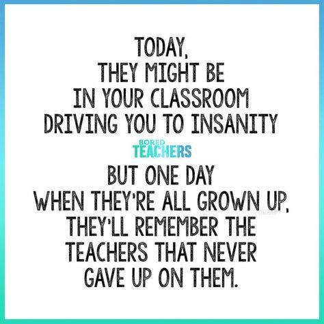 "Bored Teachers on Instagram: ""One day."""