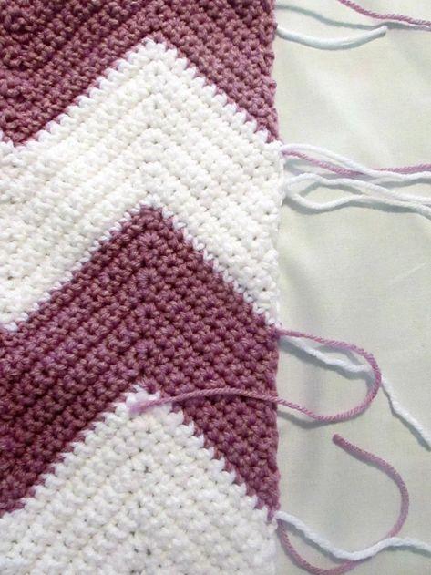 The Best Beginner Crochet Chevron Blanket FREE Pattern! The Best Beginner Crochet Chevron Blanket FREE Pattern! The post The Best Beginner Crochet Chevron Blanket FREE Pattern! appeared first on Crochet ideas. Crochet Ripple Blanket, Crochet Baby Blanket Free Pattern, Crochet For Beginners Blanket, Crochet Patterns For Beginners, Crochet Blanket Tutorial, Beginner Crochet Tutorial, Beginner Crochet Projects, Chevrons Au Crochet, Chevron Crochet Patterns