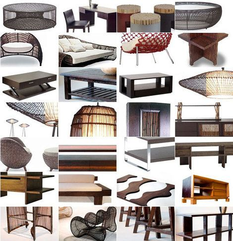 modern filipino furniture rocks - Modern Furniture Philippines