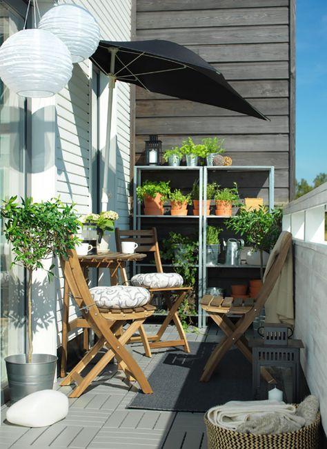 20 Idee Per Arredare Un Balcone Stretto E Lungo Decorazione Da