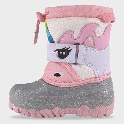 Toddler Girls' Leva Unicorn Winter